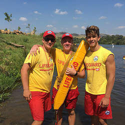 Linden Lifesaving Club  - Lifeguard Services. Not only are our lifeguards trained to be skilled in rescuing, but they are exceptional swimmers who maintain their fitness and strength to ensure that rescues are quick and efficient.
