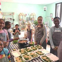 Little Cooks Club - Kids & adults cooking classes, cooking & baking parties and holiday programs, adult and domestic worker cooking classes in Gauteng.