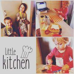 Little Kitchen - Virtual cooking workshops and cooking parties for kids. Enjoy the kitchen with your little one for quality time together, for parties and playdates.