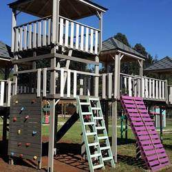 Little Oaks Party Place - A unique Children's Party venue with a wonderful fantasy playground, outdoor & indoor party area, braai & cash bar facility. Exclusive use for your party.