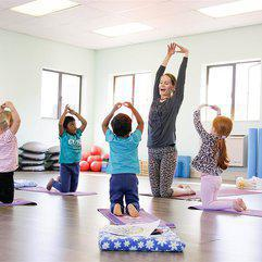 Yoga - Little Yoga Beings