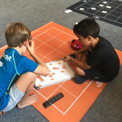 EDRO - Coding Through Robotics - Learning to code by using robots! Fun, interactive workshops for kids to learn robotics and coding.