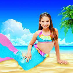 Magical Mermaids - Functional mermaid swimwear with fins delivered nationwide