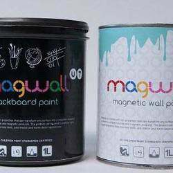 Magwall Gauteng - Magnetic paint primer, educational and business magnetic kits