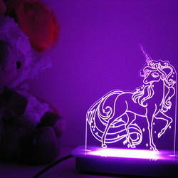 Illuminate Creations - Night lights kids love!