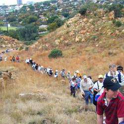 Melville Koppies Nature Reserve - Back to nature walks through indigenous grass and shrubs. Kids and parents can take guided tours or just wander around. See the Iron Age furnace or 40