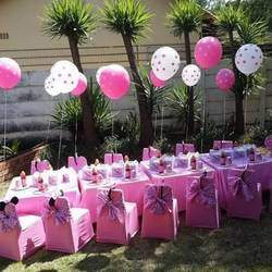 Memory Lane Creations - Party planners and party setup, specialising in kids themed party decor and personalised goodies.