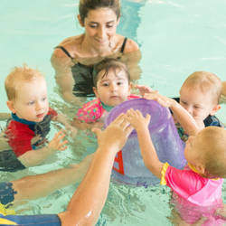 Aquatots SA -  South African original and proven method of teaching babies  and toddlers to swim