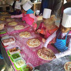 Mobile Pizza Parties - Mobile Pizza Parties for venues or private house birthday parties