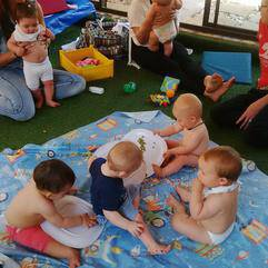 Parenting - Moms and Babes classes (6-9mnths)