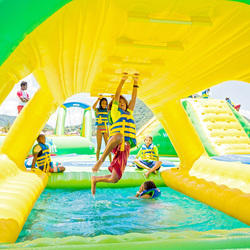 StokeCity AdventurePark - CLOSED FOR WINTER A water-sports paradise - Kneeboard, Wakeboard, Water-Ski, AquaPark, Chill & Swim Zone, beach volleyball, party venue and more