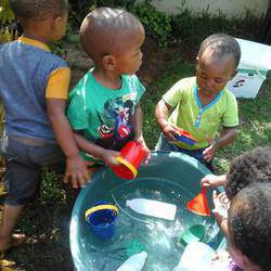 Mother Bear Daycare Centre - Creche in Cosmo City, Randburg. Loving environment. Well structured curriculum. 6months - 5years, All meals and snacks provided for.