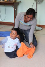 Mothers and Miracles Roosevelt Park - Stimulation classes for baby/toddler, early childhood development and education, playgroup and parent child bonding.