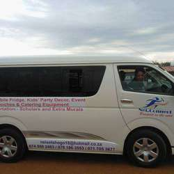 MSK Transport services - School transport services to and from school and extra murals. We also do transport to and from events