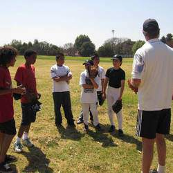 Mustangs Junior Baseball - baseball coaching for boys and girls, holiday clinics & kids baseball parties