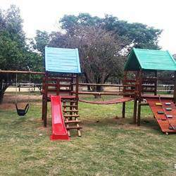 Mzanzi Jungle Gyms - Creators and installers of jungle gyms, wooden fences, wendy houses and more in Gauteng