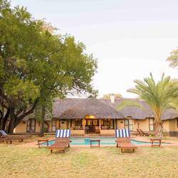 Mziki Safari Lodge - A natural, affordable haven for eco-travellers seeking an authentic, unaffected encounter with the African bush.