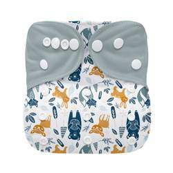 Kid Got Style Cloth Nappies - We sell modern cloth nappies and inserts for babies and kids, designed to save you thousands and leave a better environment for all our children. They're easier to use and easier to wash than ever before, and the designs are just irresistible!