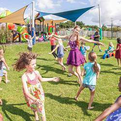 The Party Factory - Kids party entertainer, themed character dress-up, face painting & games.