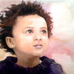 Nickynulu Art - Unique hand made portraits, illustrations, murals & personalised clothing