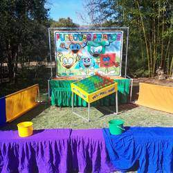 Noah's Park Party Games - Old time carnival games for hire. We offer you hours of fun with games to keep all your guests entertained.