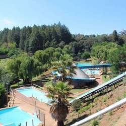 Pines Resort - Enjoy a day of swimming and sliding with your family and friends.