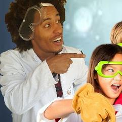 Science/Tech. - The Magic of Science at the Rand Show
