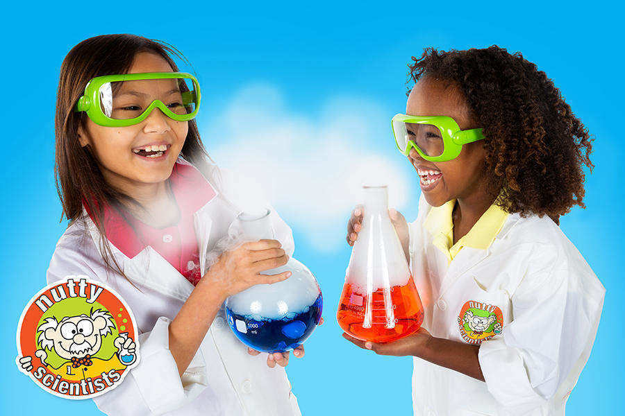 Win a place at the Nutty Scientist Holiday Program worth R700