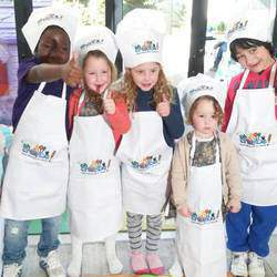 Oh Crumbs - Mobile baking & art classes for kids, kids parties, school extra mural classes, corporate functions