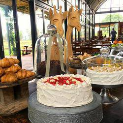 Olifants Cafe at The Big Red Barn  - Family Restaurant, Outdoor Recreation, Breakfast, Lunch, Function/Wedding Venue, Kids Play Area