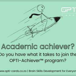 OPTI-Cards Brain Skills Development - Programs for kids that help to strengthen and develop core cognitive skills (brain skills) that we rely on to learn, read, remember, do math, make decisions, think on our feet, and pay attention.