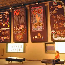 Origins Centre - The Origins Centre and Museum tells a story of how all humans began in Africa, developed tools, language, art and spirituality.