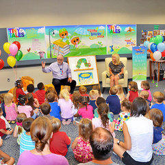 Storytime - Pennyville Library Storytime