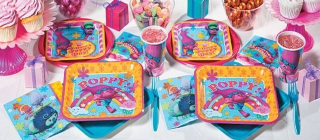 Win a Trolls party kit for 24 guests worth R3500