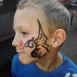 Party Faces Gauteng - Face painters available to do face painting at kids parties and corporate functions
