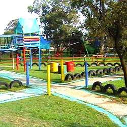 Party Land Linbro Park - Party venue with playground equipment & pony rides in Linbro Park