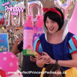 Perfect Princess Parties - Ensure that you have the Perfect Princess Party for your special princess! From Birthday Parties to Big Events, our Princesses leave a touch of magic!