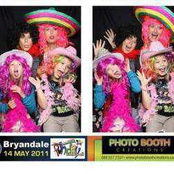 Photo Booth Creations - Photo Booth hire for parties and all occasions.