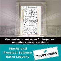 Master Maths & Science Mondeor - Qualified maths tutors and science tutors offer individual maths tutoring for Gr 4-12 plus science tutoring for Gr 10-12
