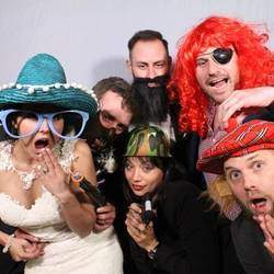 Picture Perfect Photobooth - Rent an Open Style Photobooth For Your Next Party Or Event - photobooth hire for any occasion.