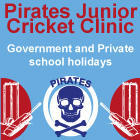 Pirates Junior Cricket