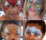 Bazinga Parties  - face painting, balloon sculpting, party games, sports games, theme dances , entertainers, sand art, crafts, kids parties, party entertainment