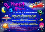 Planet Party n Events - For all your birthday, hens party, bachelor party, baby shower, weddings, fund -raisers & team event needs