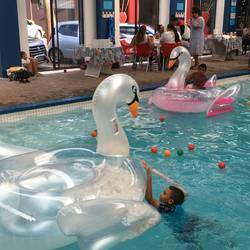 Pool Parties and Swim School - Mermaid Parties, Pool Parties, Scuba Diving Parties and a Swim School offering swimming lessons for kids, teens and adults