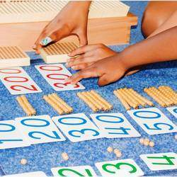 BonguLwazi Montessori School - Montessori pre-primary school offering a stimulating and fun environment for toddlers and preschoolers using Montessori materials which are used to engage children's mind and hands.