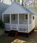 Princess Mini Houses - Doll houses, wendy houses, playrooms tool sheds, log cabins, dog kennels, rabbit hutches and security huts throughout Gauteng.