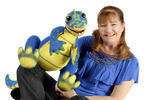 Puppets and More - For exciting educational and party ventriloquist and puppet shows.