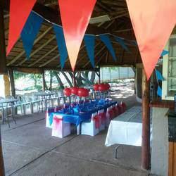 Purple Pig Party Venue - Exclusive Use Children's Outdoor Party Venue