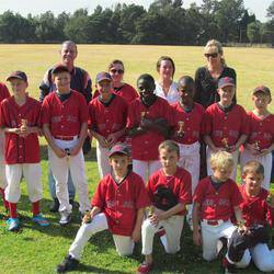 Red Sox Baseball Club - Baseball club for kids in Kempton Park.