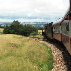 Reefsteamers Steam Train Trips - Family orientated day-trips to various tourist venues on a real working steam train.